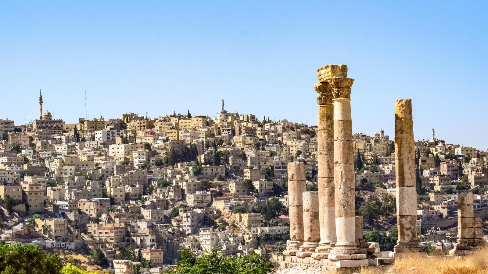 Time Zone in Bab Amman, Jordan